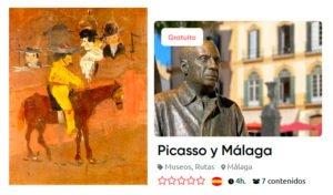 Qual è stato il primo quadro di Picasso?