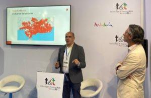 "Aumentur presenta ""Toda Andalucía en tu mano, ¡vívela!"""